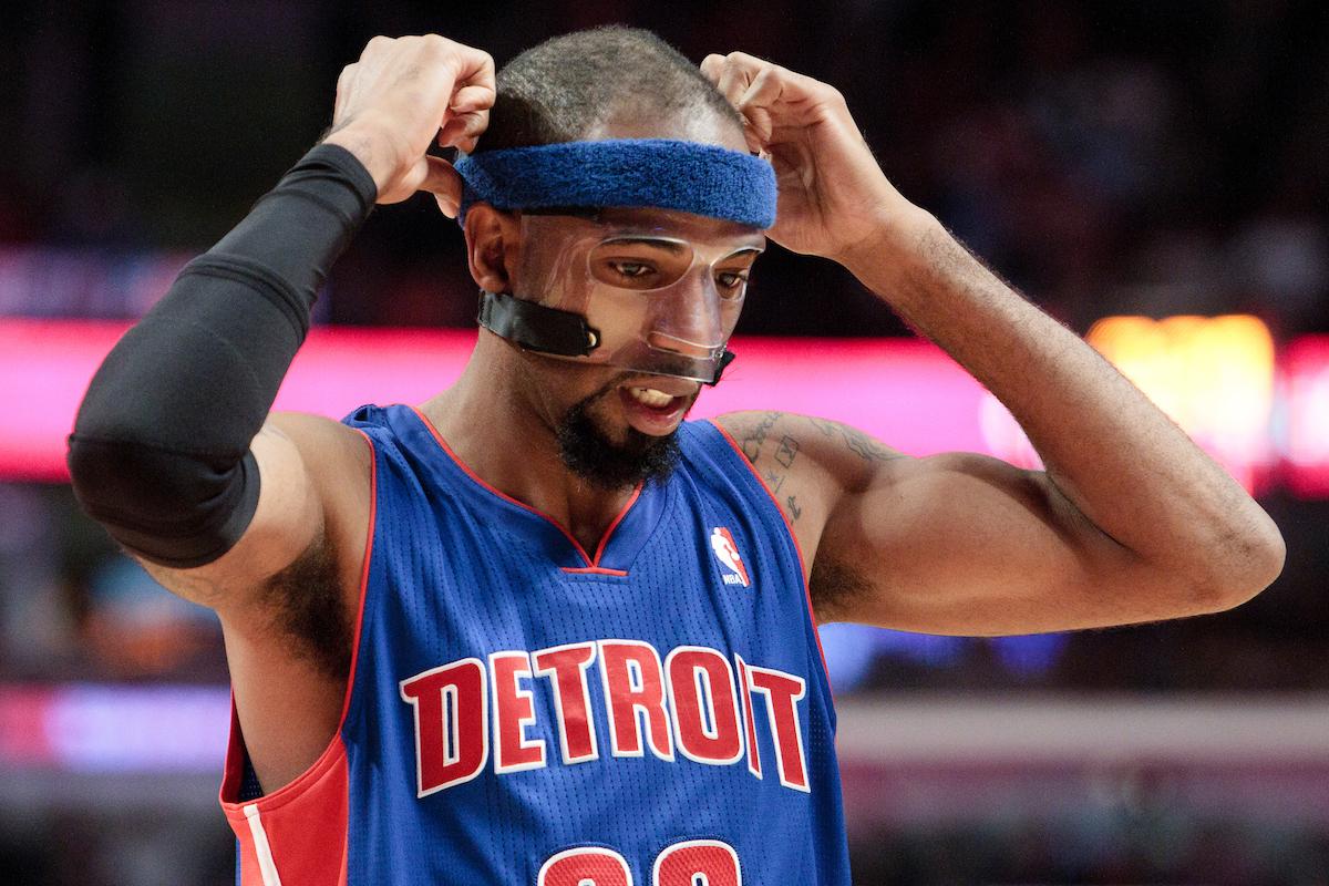 """Rip Hamilton : """"Les Pistons 2004 battraient les Warriors de KD et Curry"""""""