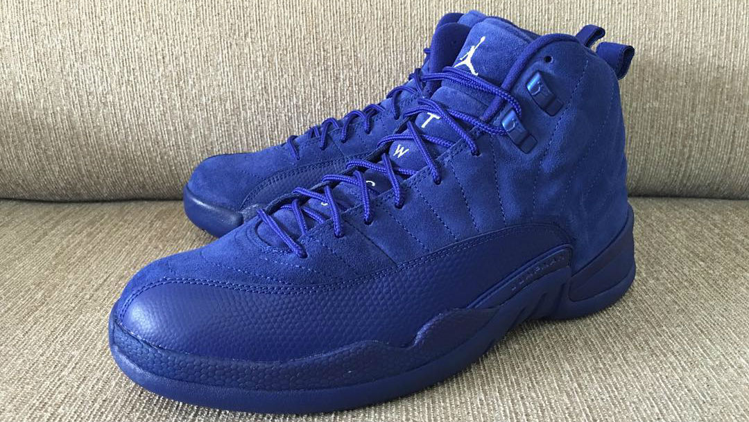 Une Air Jordan 12 Deep Royal Blue dispo en novembre