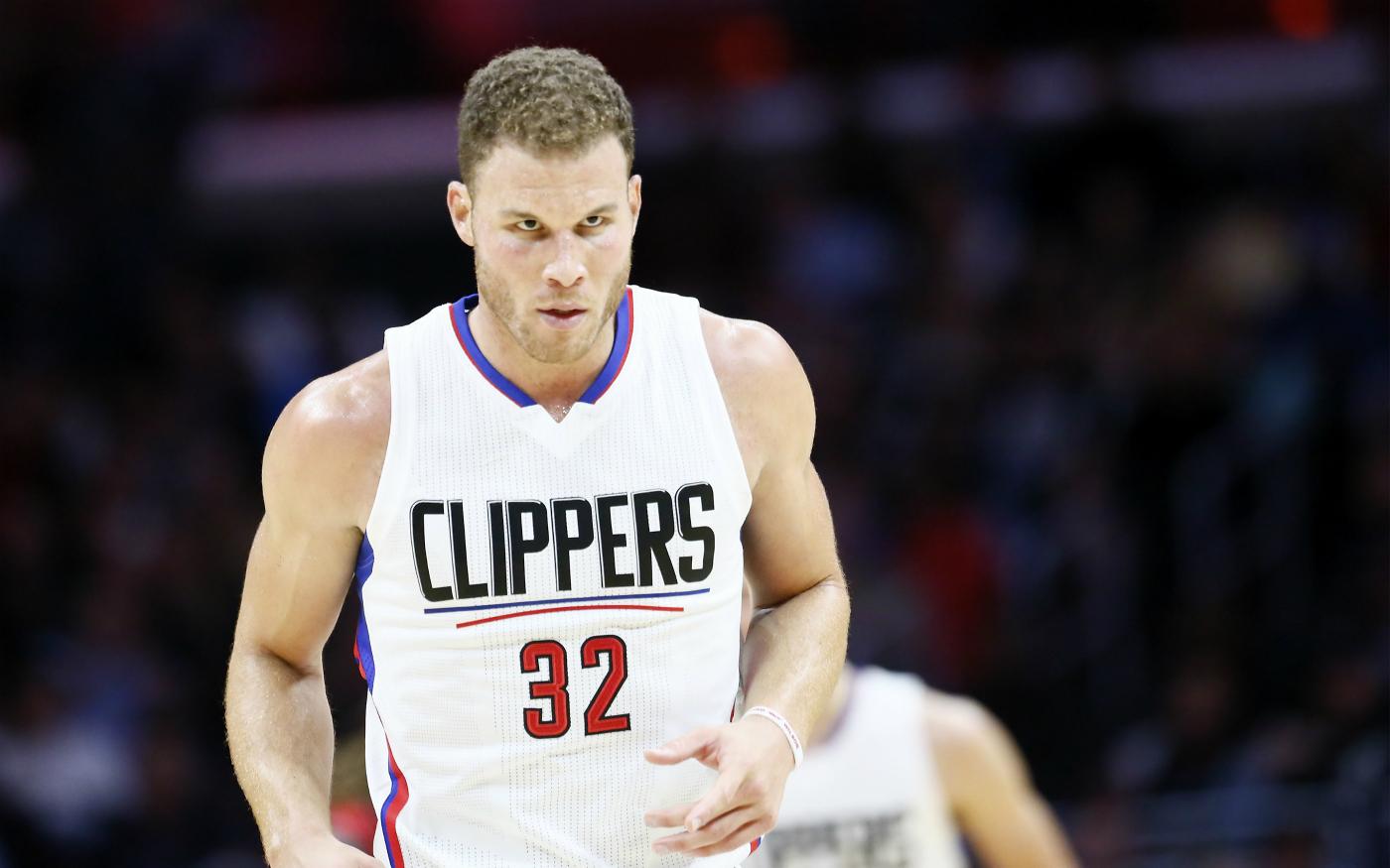 Les Clippers d'un excellent Griffin explosent les Lakers