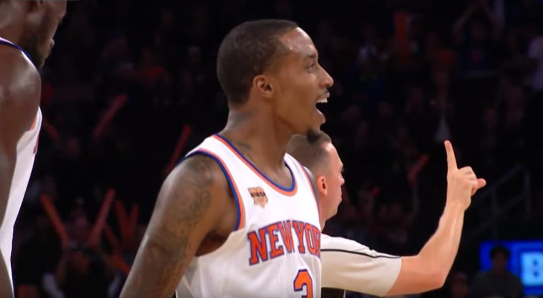 Brandon Jennings coupé par les Knicks !