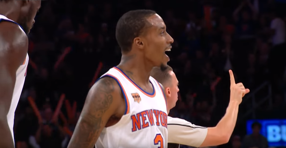 Brandon Jennings coupé par les Knicks !