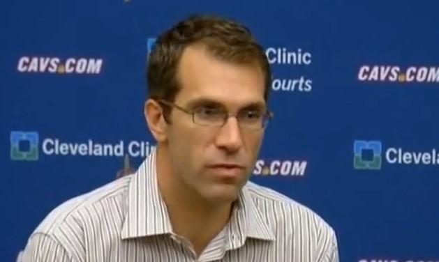 L'ancien GM des Cavs recruté aux Spurs en tant que scout