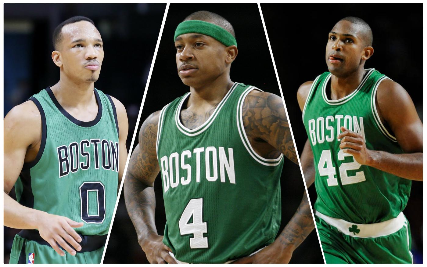 Les Boston Celtics, le vrai rival de Cleveland à l'Est