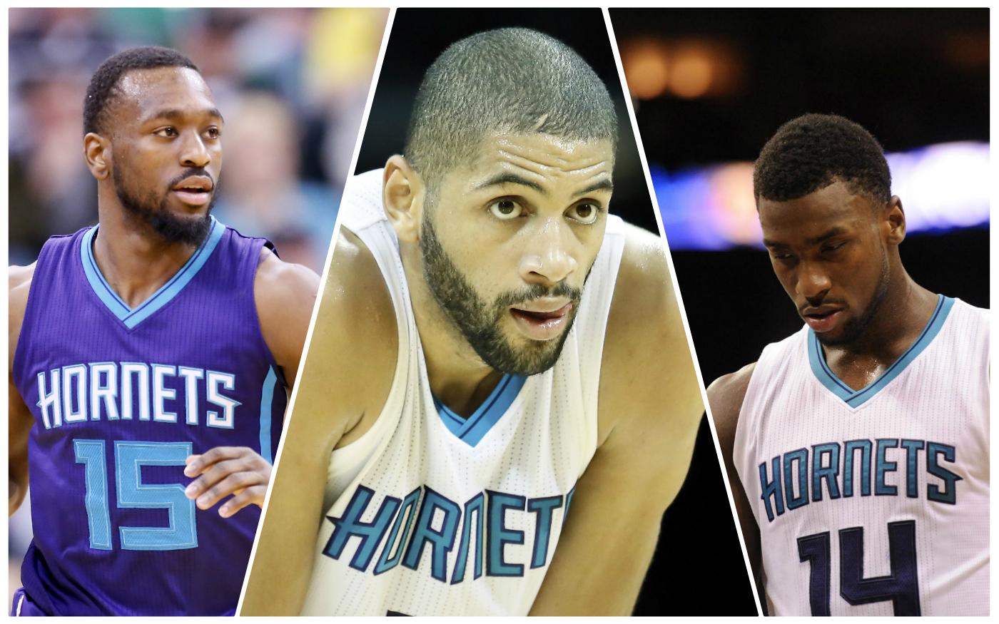Les Charlotte Hornets font moins peur que l'an dernier
