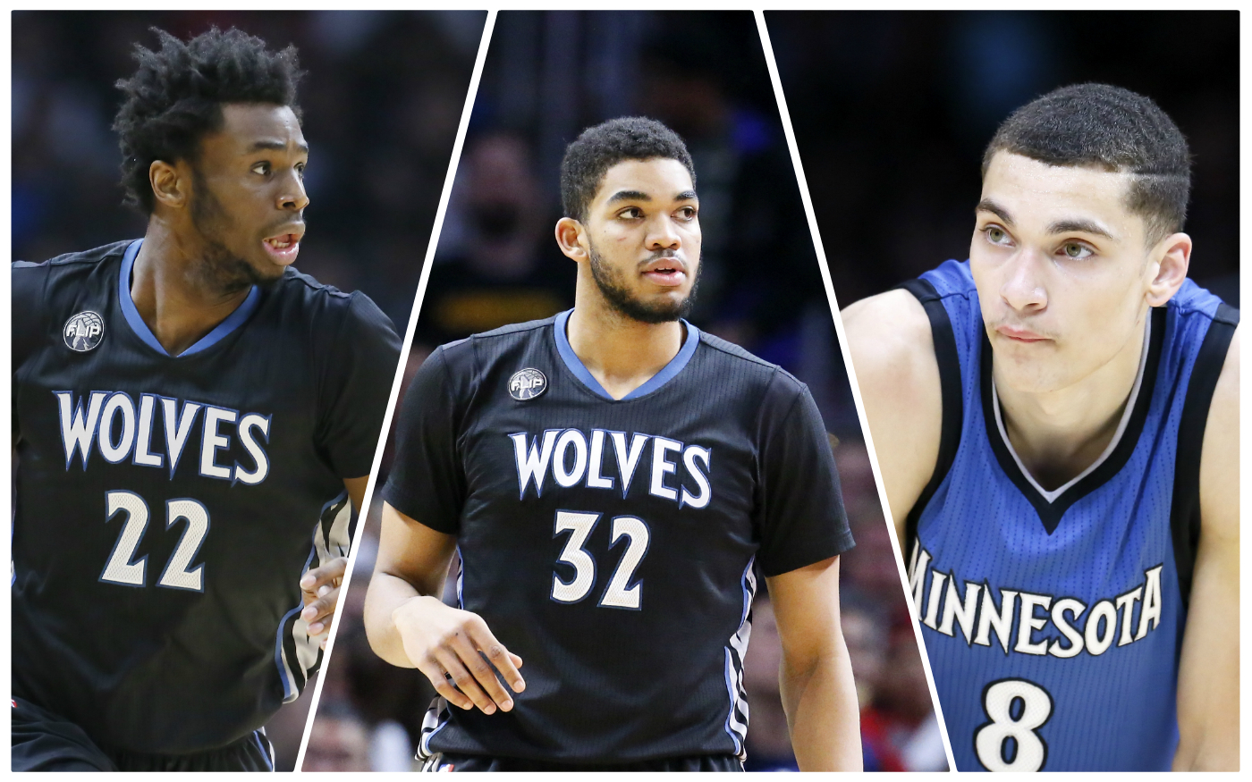 Les Minnesota Timberwolves, la douceur du moment