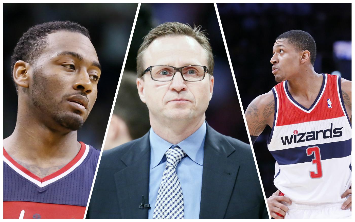 Les Washington Wizards auront du mal à éviter le mur