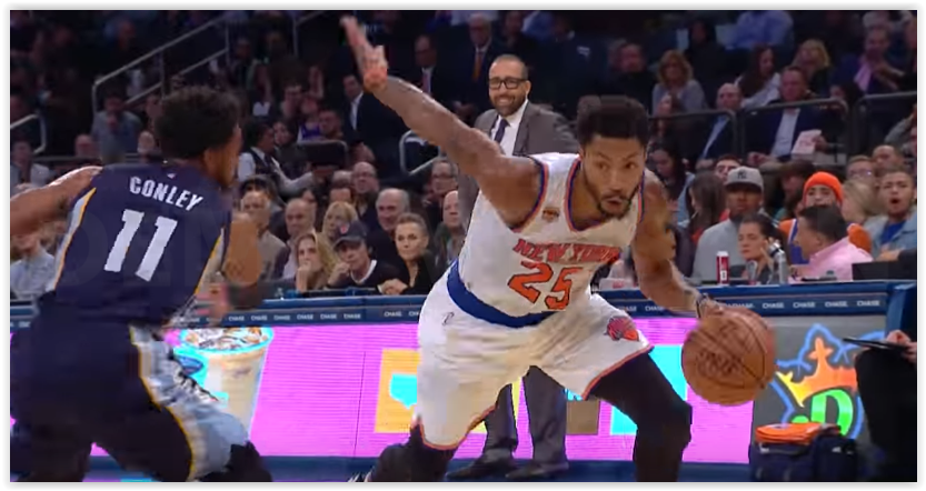 Melo, Porzingis et Rose enfin efficaces : New York bat Detroit