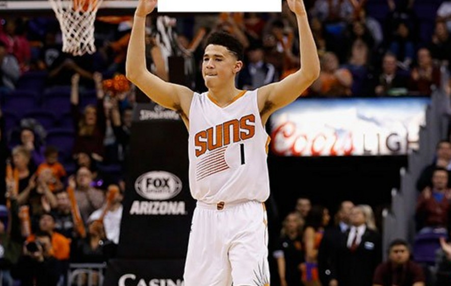 Devin Booker et les Suns trollés par les Kings