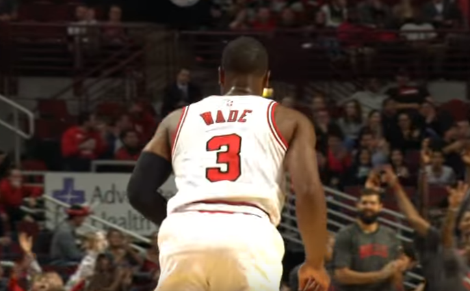Dwyane Wade flambe et les Bulls prennent leur revanche contre Indiana