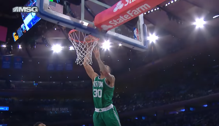 Top 10 : Le retour de Gerald Green !