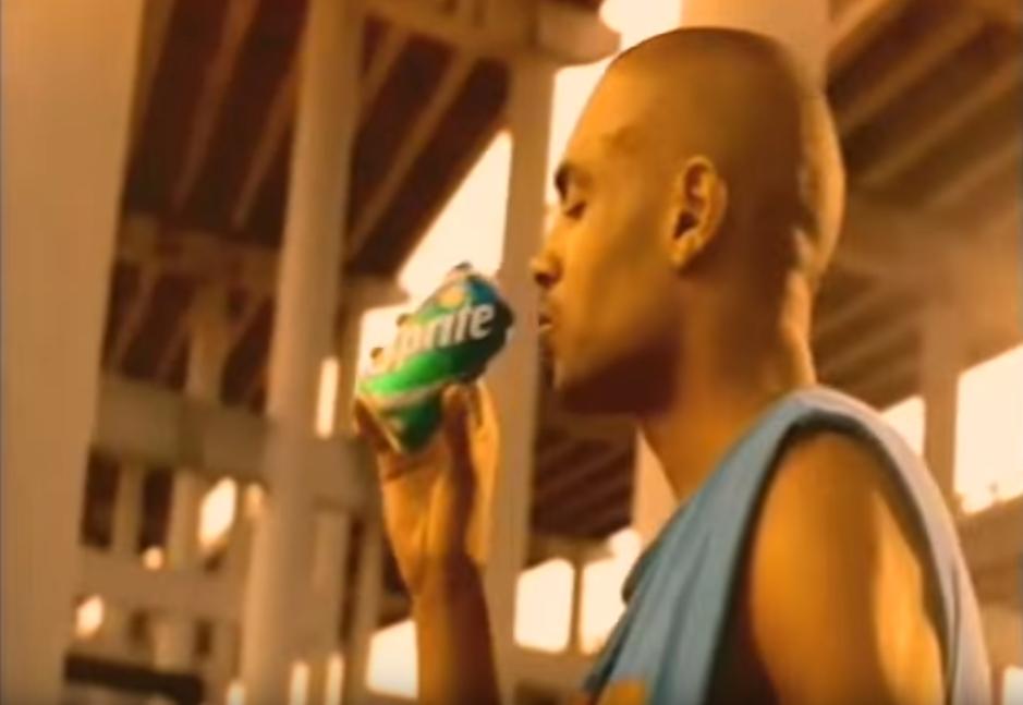 La pub culte de Grant Hill pour Sprite : «Si tu veux aller en NBA…»