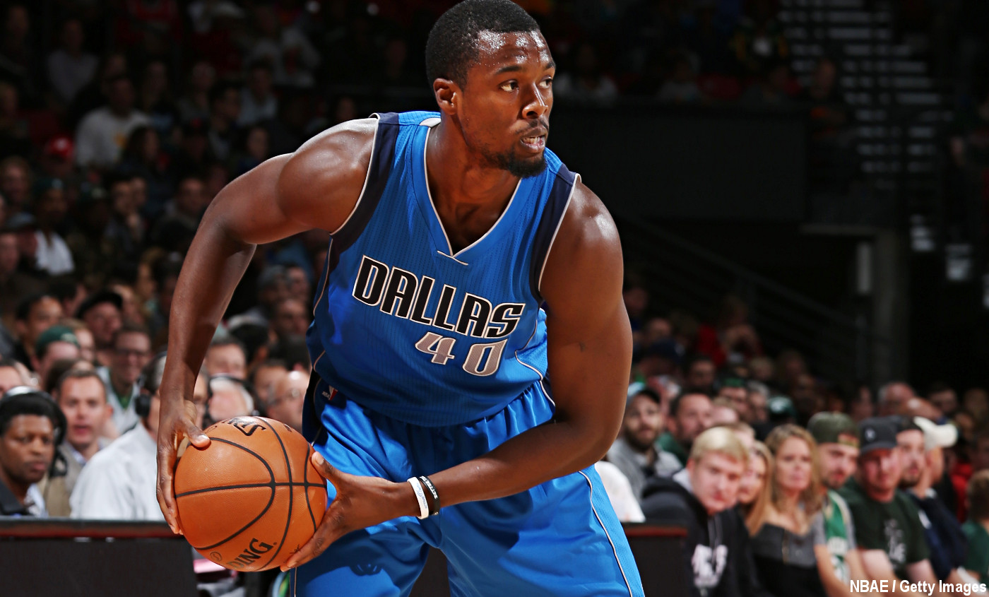 Harrison Barnes en patron contre Brooklyn