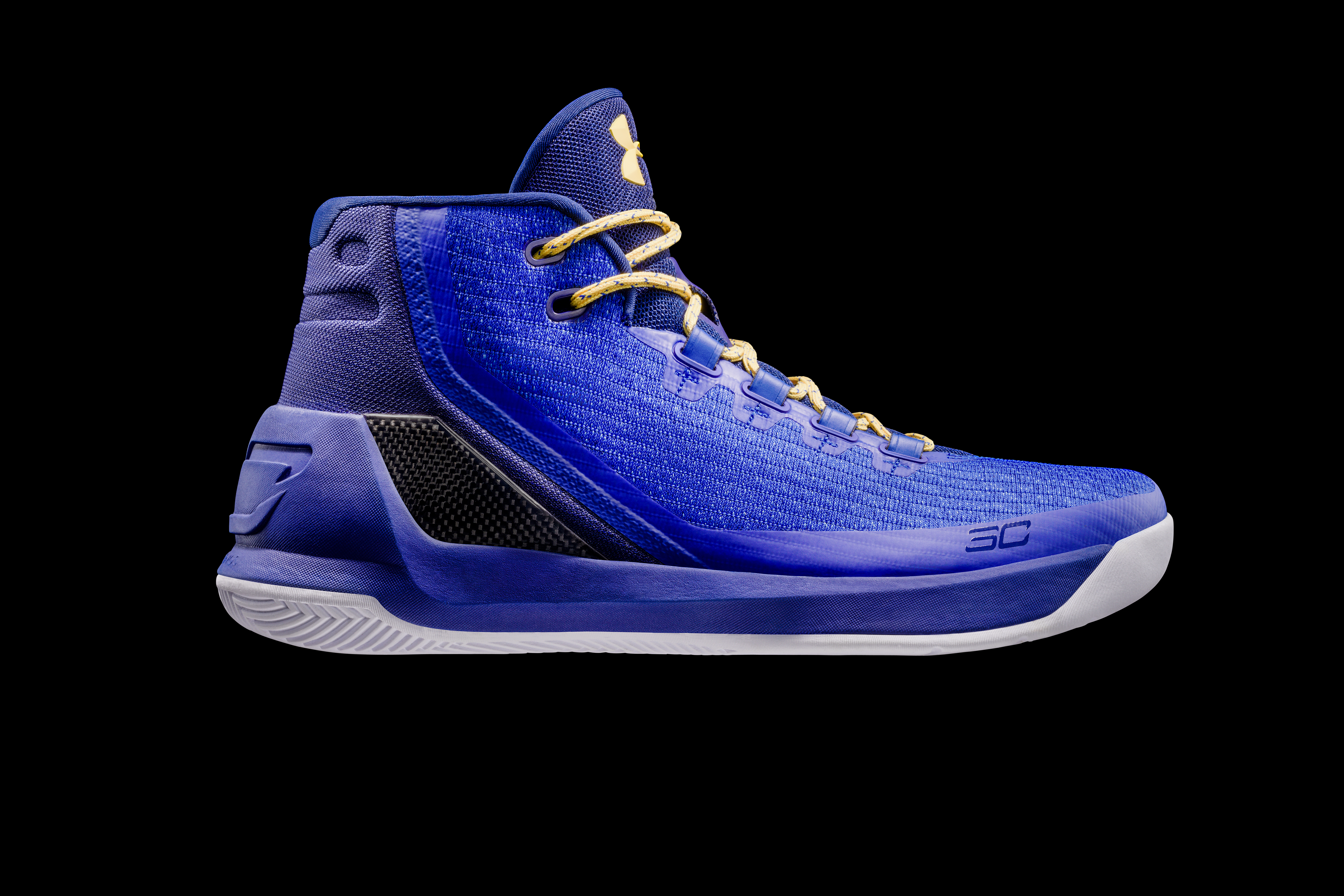 Under Armour dévoile la Curry 3