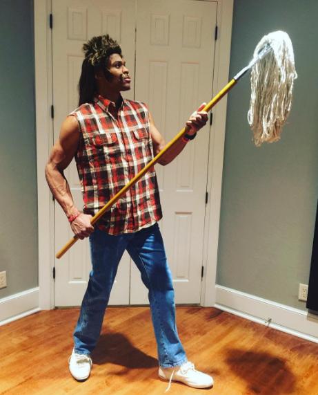Le nouveau déguisement dingue de Russell Westbrook pour Halloween