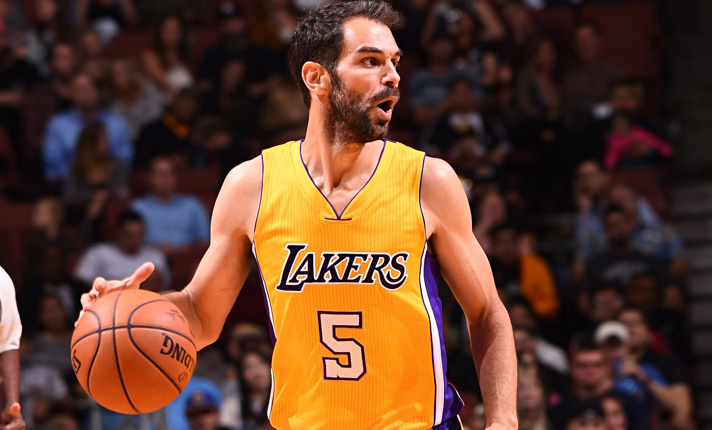 José Calderon back-up de Kyrie Irving, c'est signé !