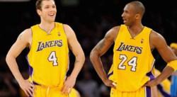 Luke Walton raconte comment Kobe, Shaq et Malone l'ont mis aux enchères pour se venger et l'humilier
