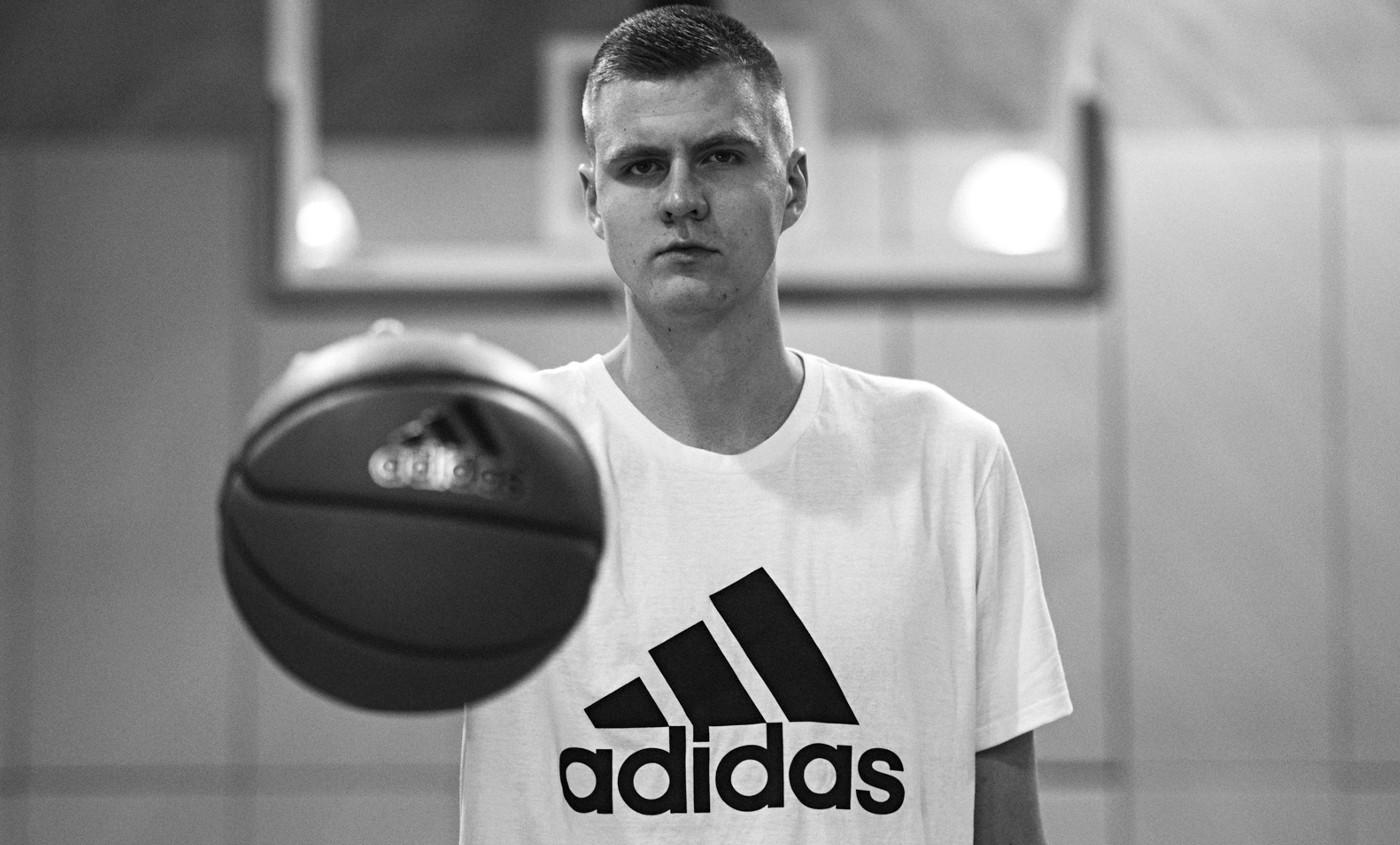 Kristaps Porzingis veut jouer l'Euro avec la Lettonie
