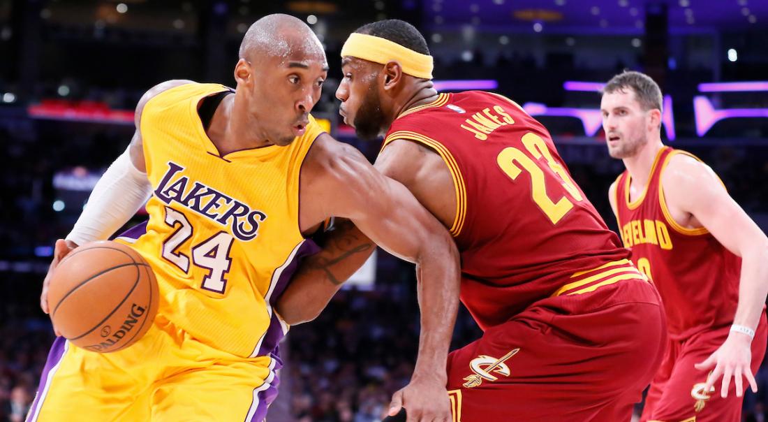 Larry Bird aurait préféré jouer avec Kobe qu'avec LeBron