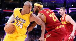 Quand l'ex-boss des Clippers snobait LeBron James, mais pas Kobe Bryant…
