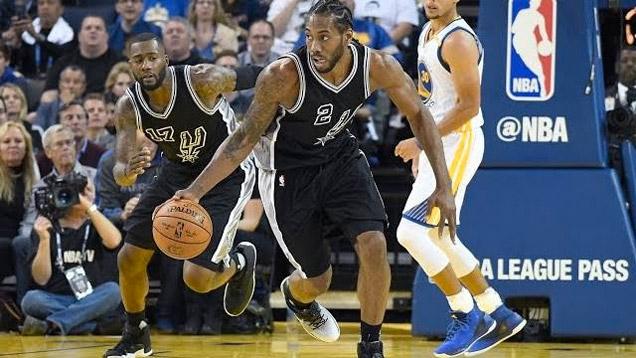 La série impressionnante et historique des Spurs se poursuit