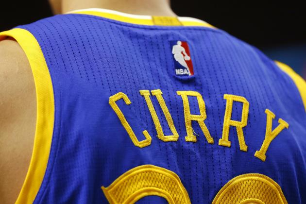 Le maillot de Stephen Curry s'arrache en Europe