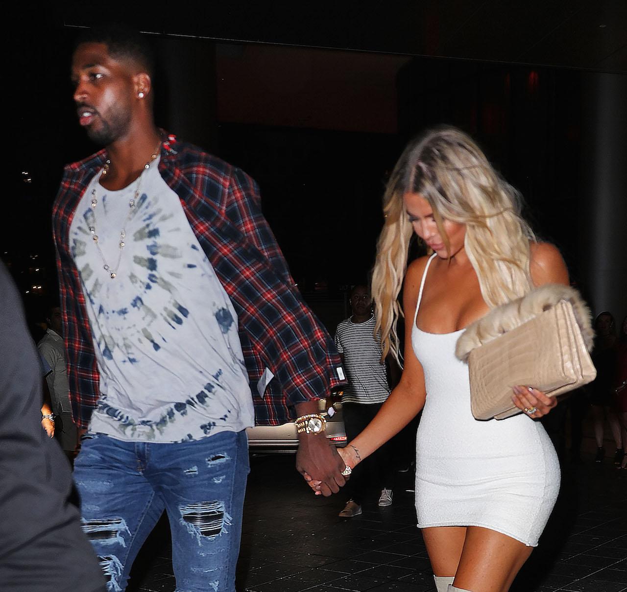 85f61221cbcc Khloe Kardashian voudrait épouser Thompson… mais LeBron serait contre !