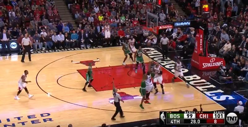 Clutch : Wade achève les Celtics à trois-points
