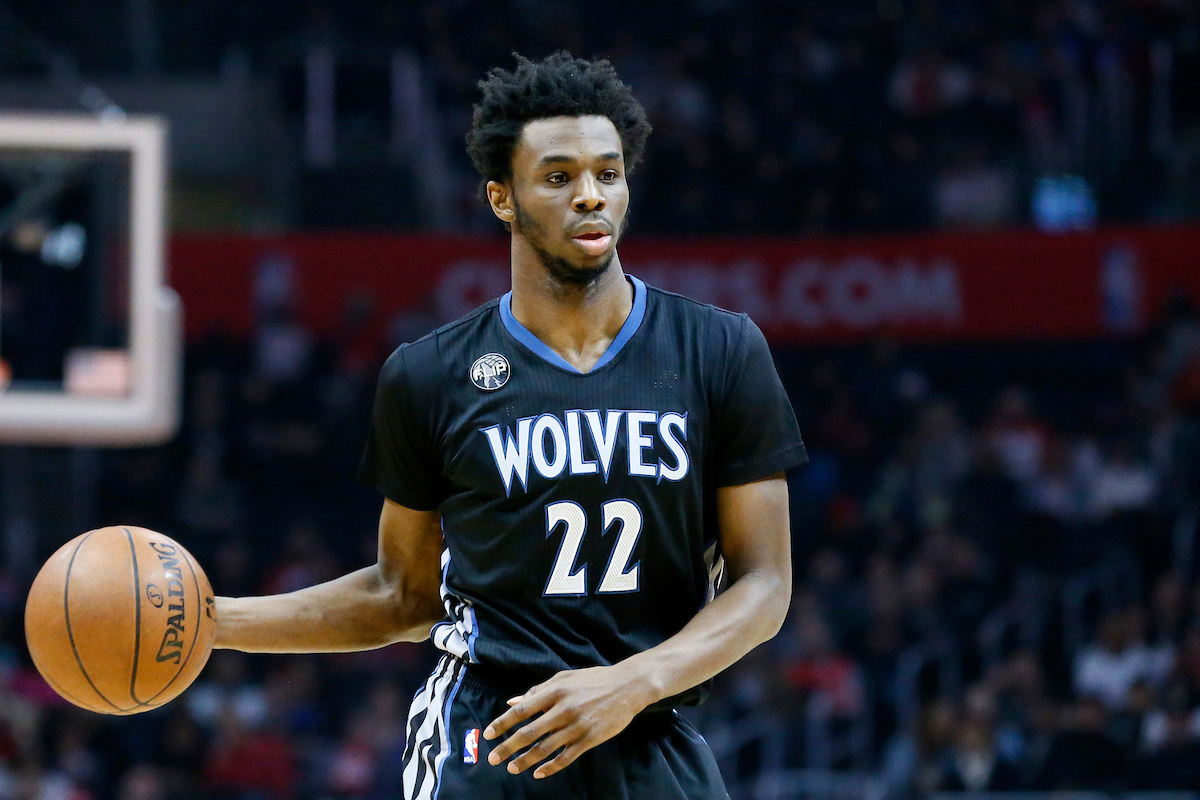 Andrew Wiggins NBA