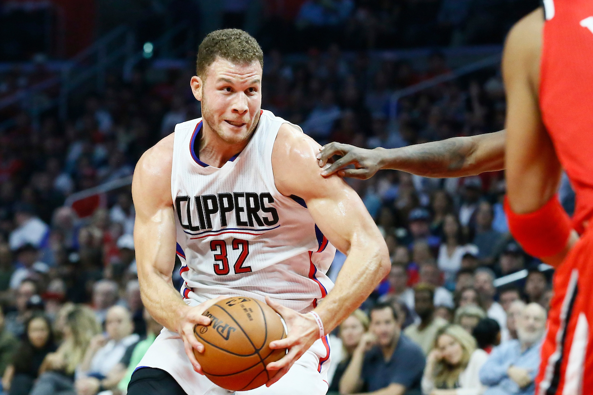 Blake Griffin aurait plus de chances de quitter les Clippers que Chris Paul
