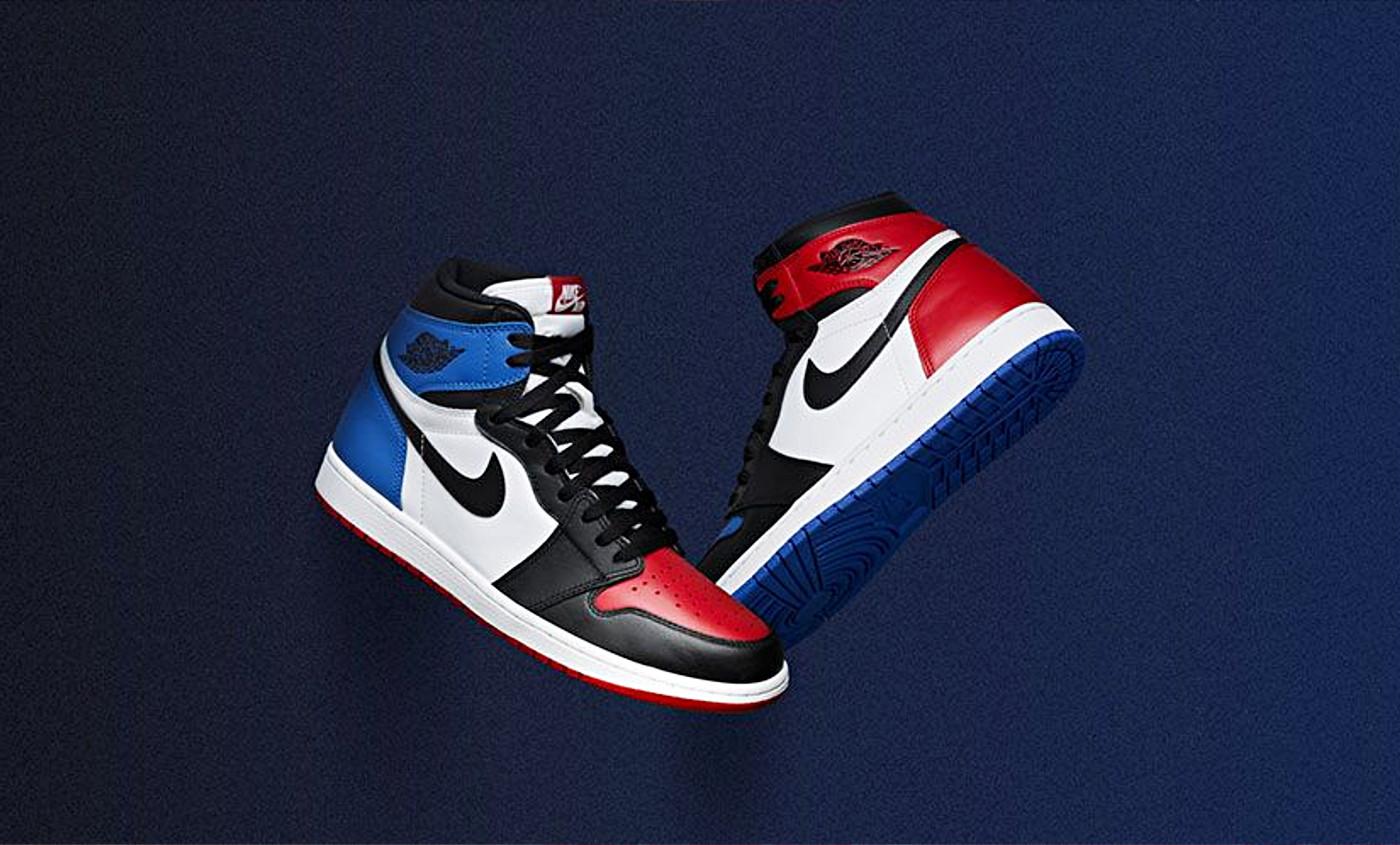 Découvrez la Air Jordan 1 Retro High OG Top 3 Pick