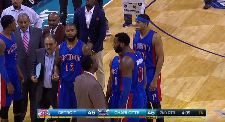 Les Detroit Pistons sont historiquement nuls aux lancers-francs
