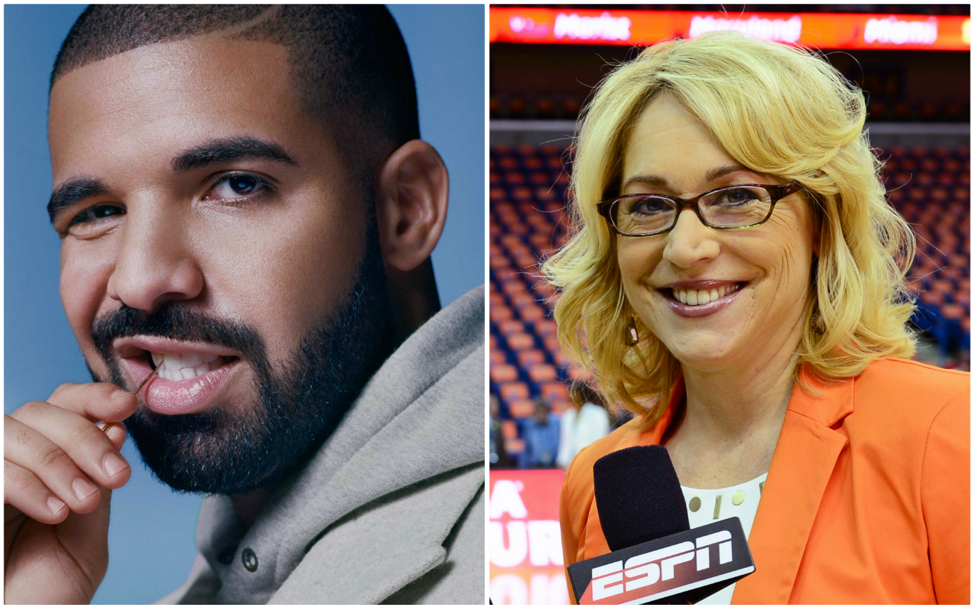 Drake bientôt en rencard avec Doris Burke