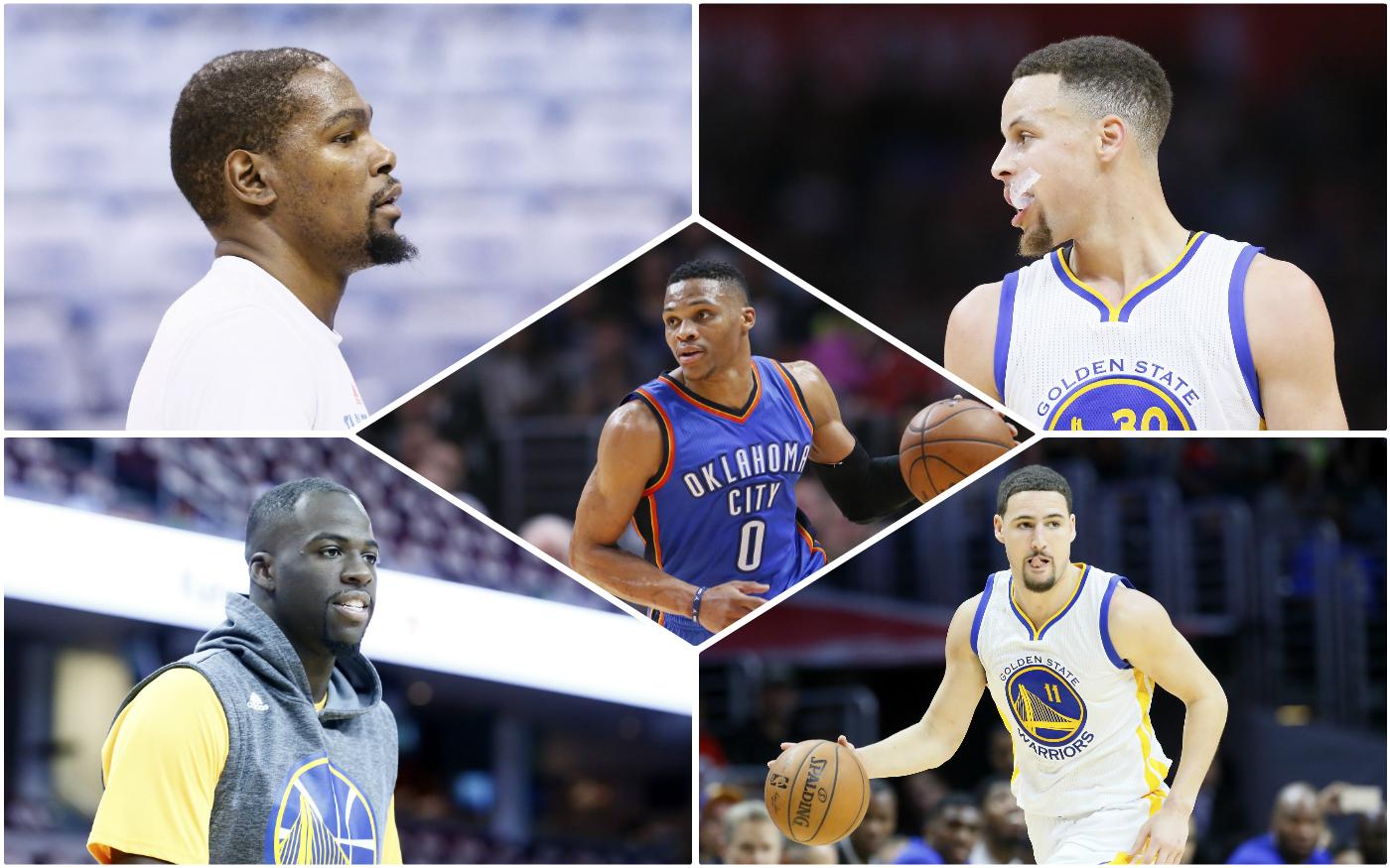 Super Man vs Super Team : Westbrook défie les Warriors