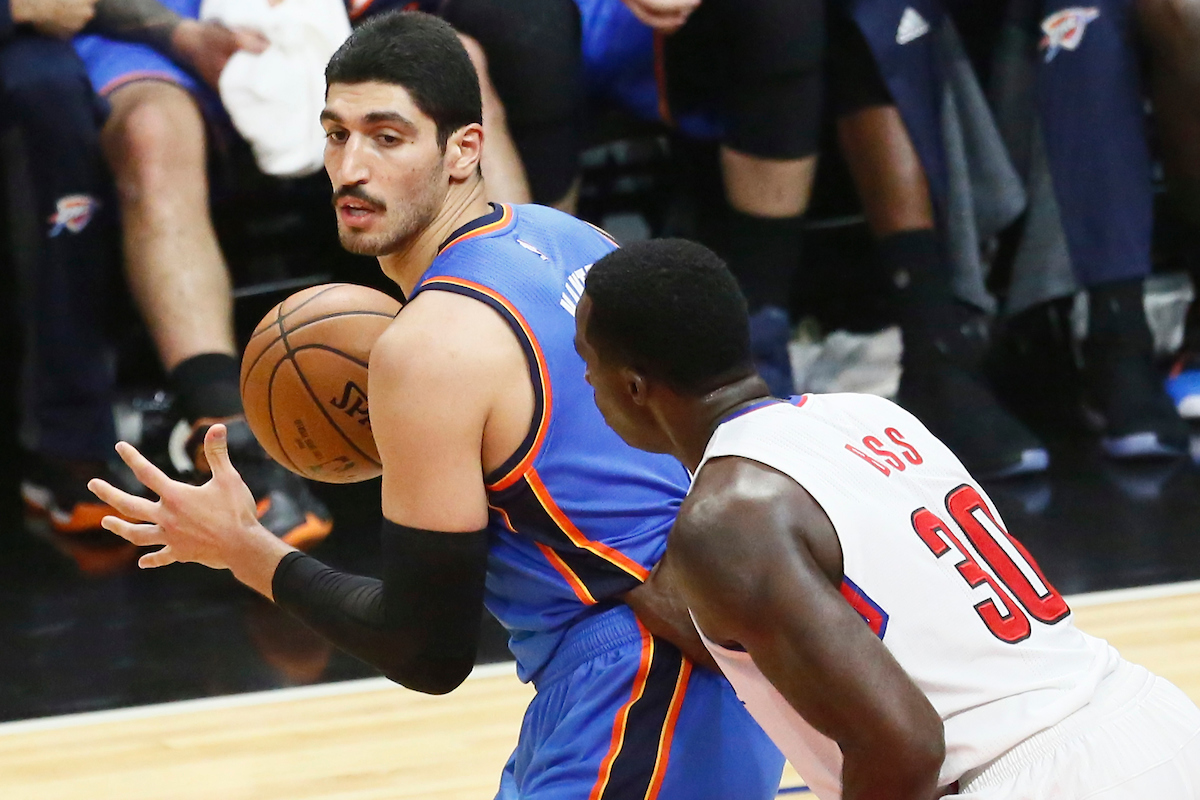 Billy Donovan croit-il encore en Enes Kanter ?