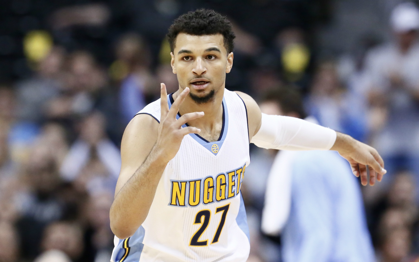 Les Nuggets se baladent contre les Lakers