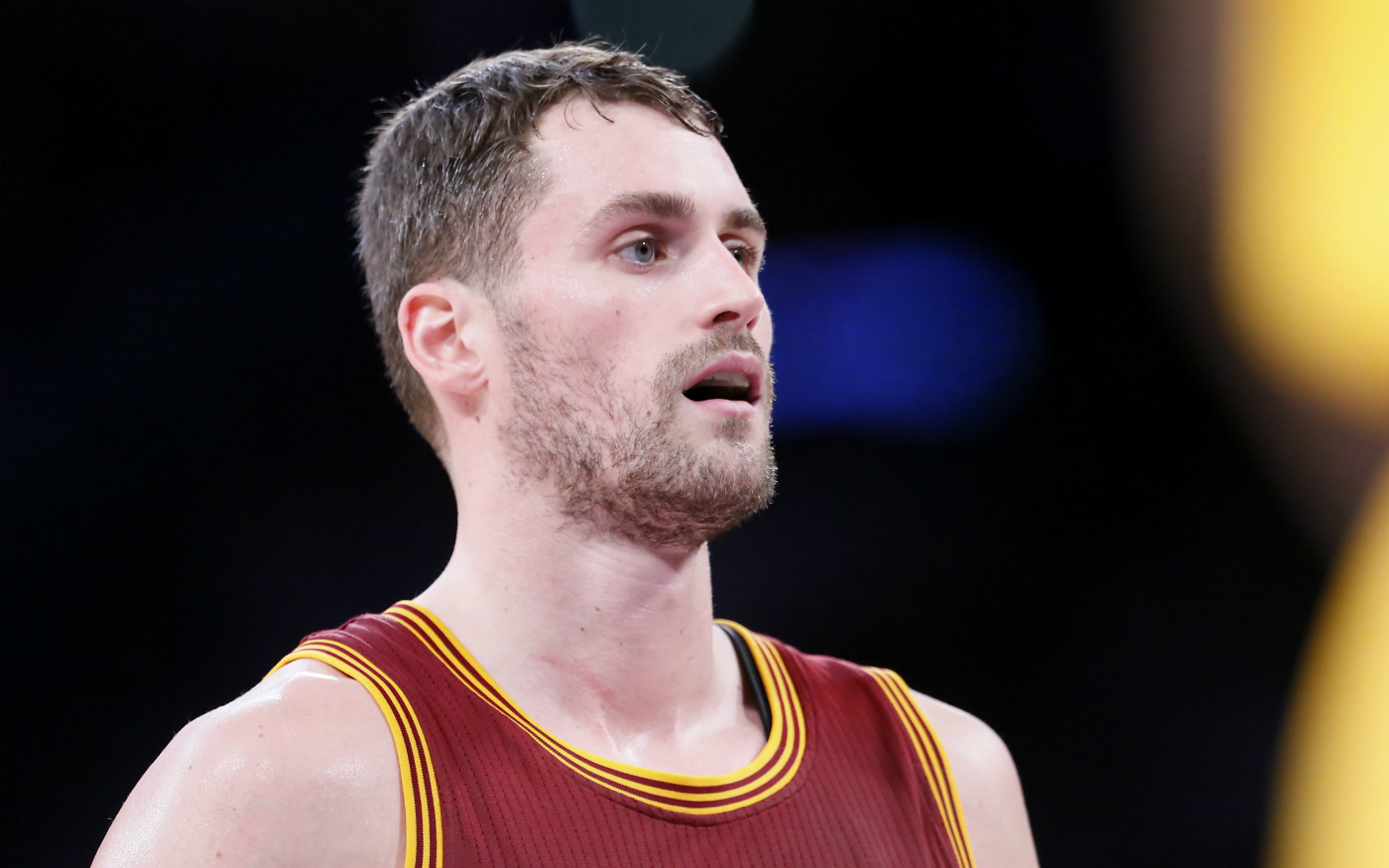 Kevin Love blessé et incertain pour le All-Star Game