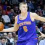 Kristaps Porzingis - New York Knicks