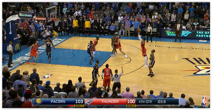 Top 10 : Westbrook arrache l'OT au buzzer !