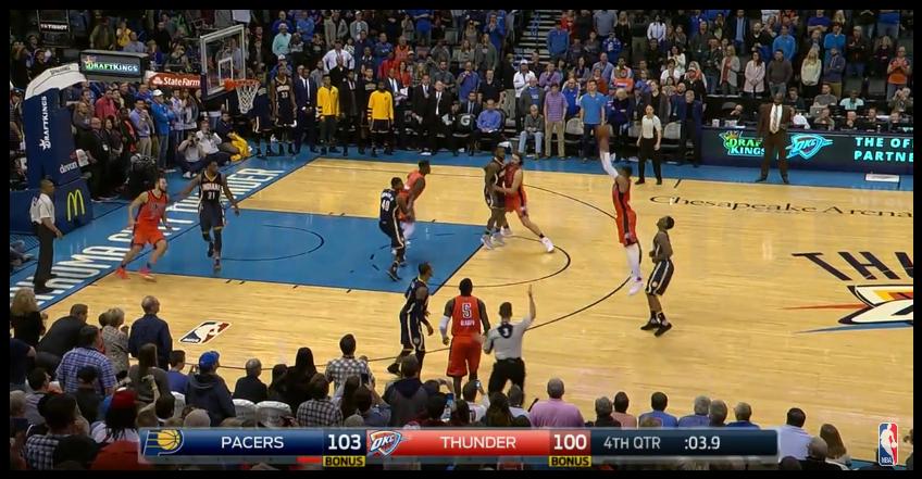 Top 10 : Westbrook arrache l'OT au buzzer !