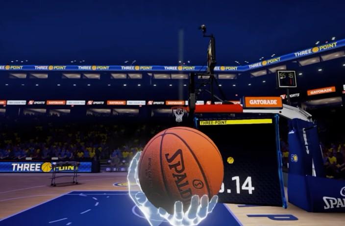 2K annonce la sortie du premier jeu de basket en réalité virtuelle !