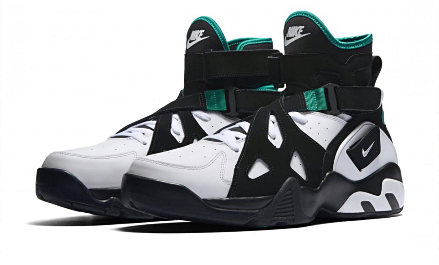 "Nike réédite la Nike Air Unlimited OG ""Emerald"" de Robinson"