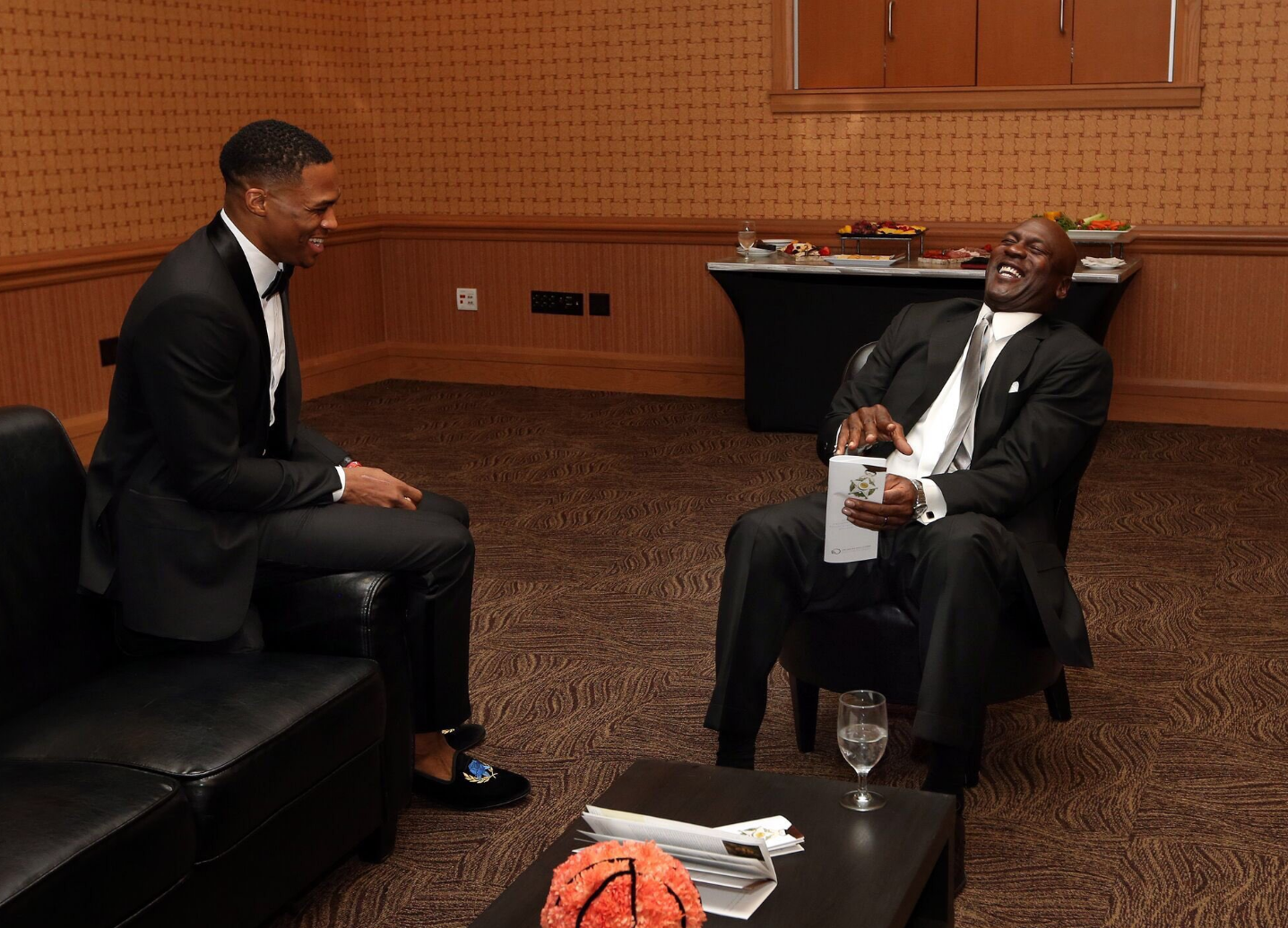 """Michael Jordan : """"Je suis fier de Russell Westbrook"""""""
