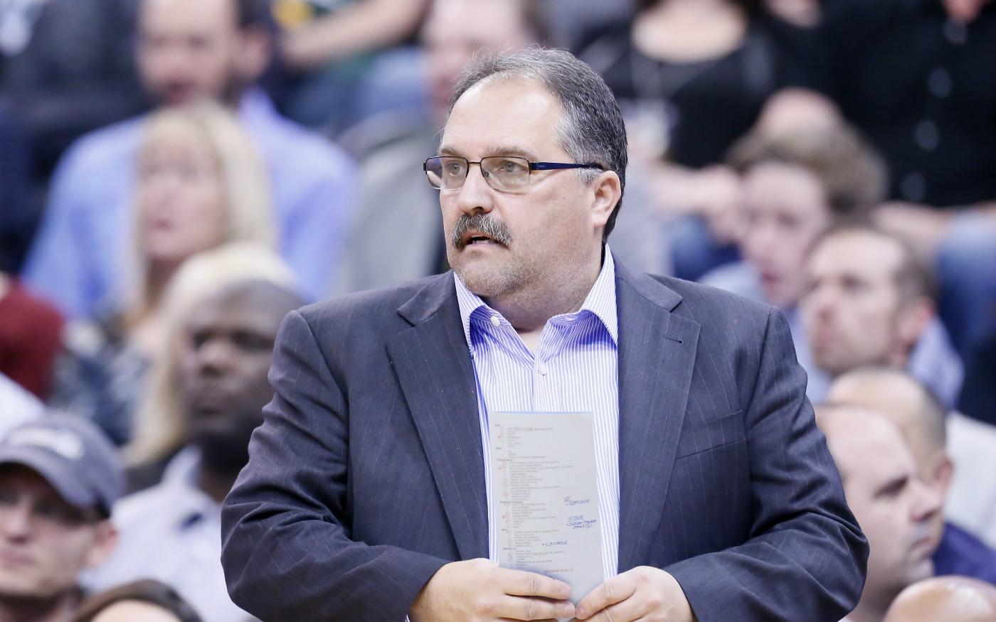 Malgré des Pistons décevants, Stan Van Gundy a été conforté à son poste