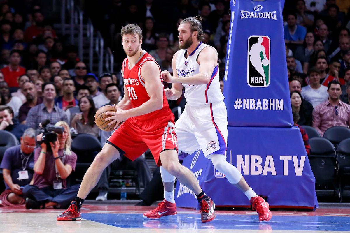 Donatas Motiejunas finalement libéré par les Rockets