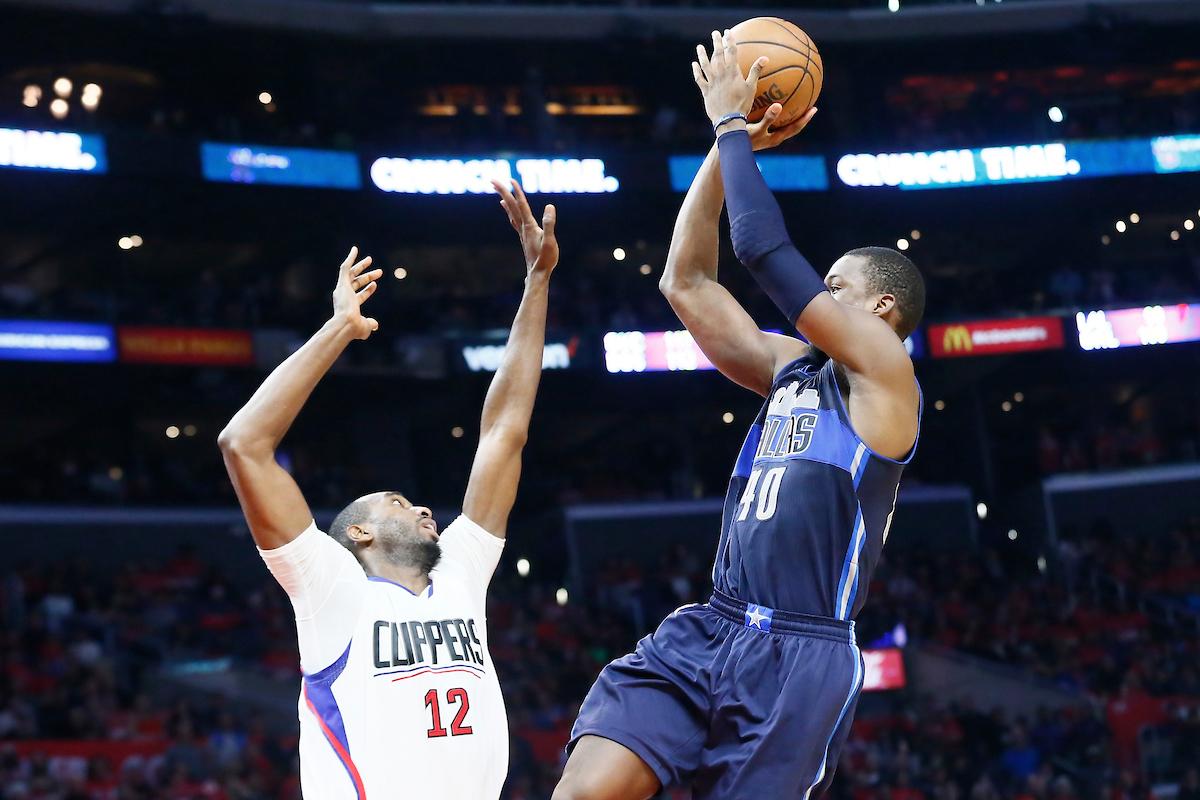 Harrison Barnes donne la victoire aux Mavericks contre les Clippers