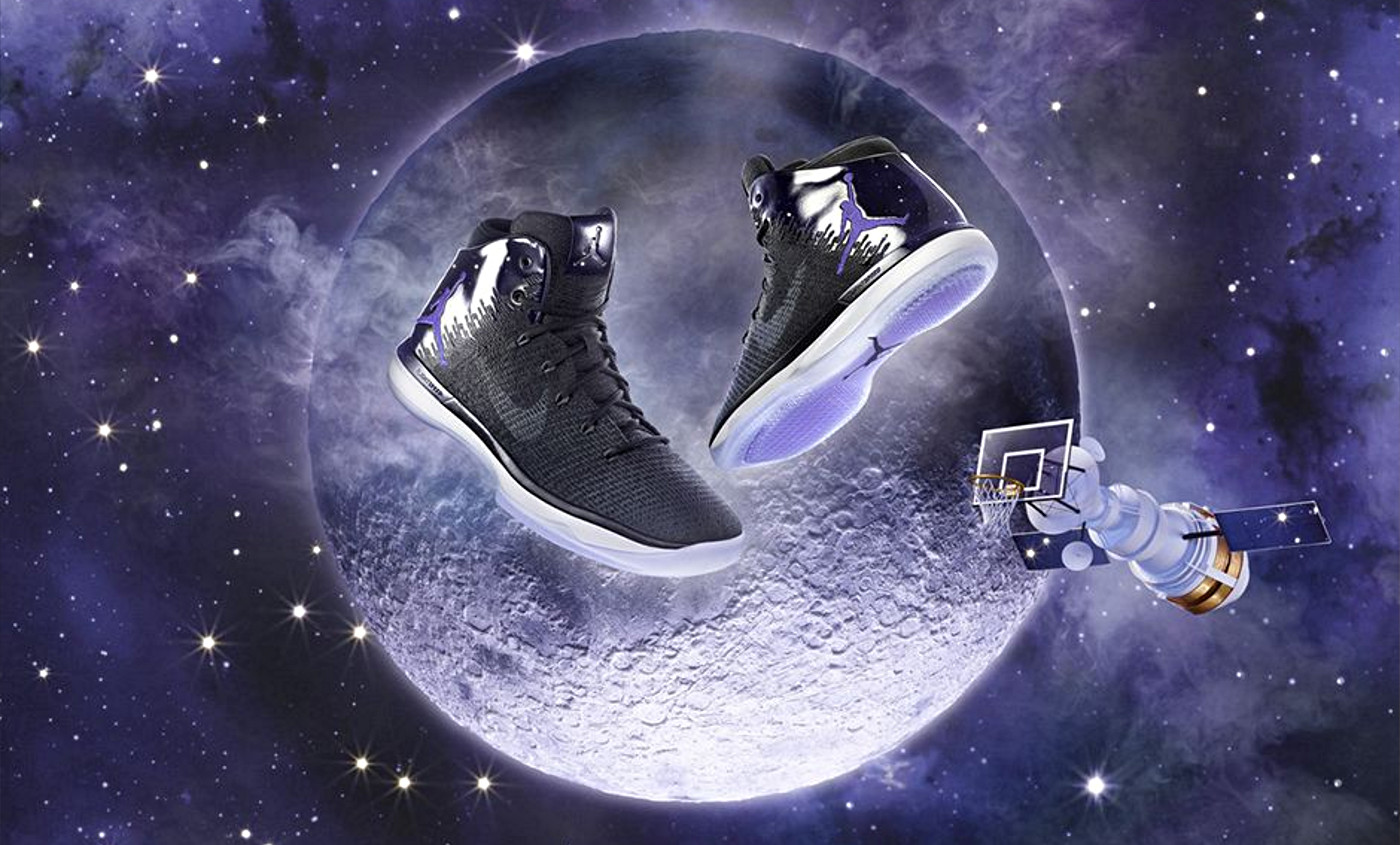 Air Jordan XXXI Space Jam : l'arme ultime contre les Monstars