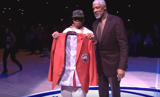 Hall of Fame : Les Sixers rendent hommage à Allen Iverson