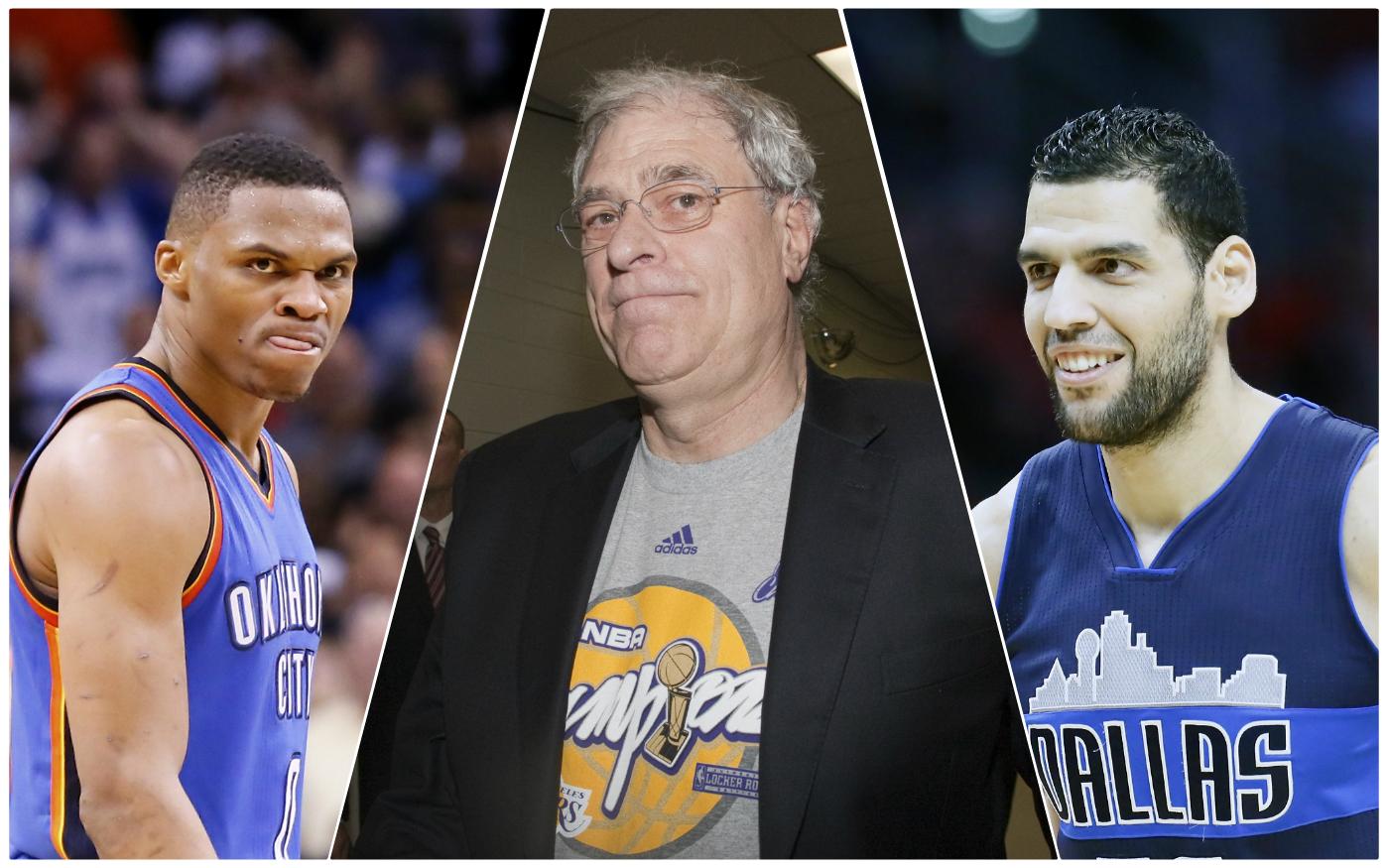 Phil is riding solo, Westbrook chasse Big O : ce qu'il fallait retenir de la nuit