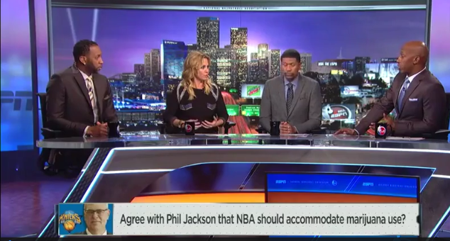 La NBA doit-elle autoriser l'usage de marijuana pour raison médicale ?