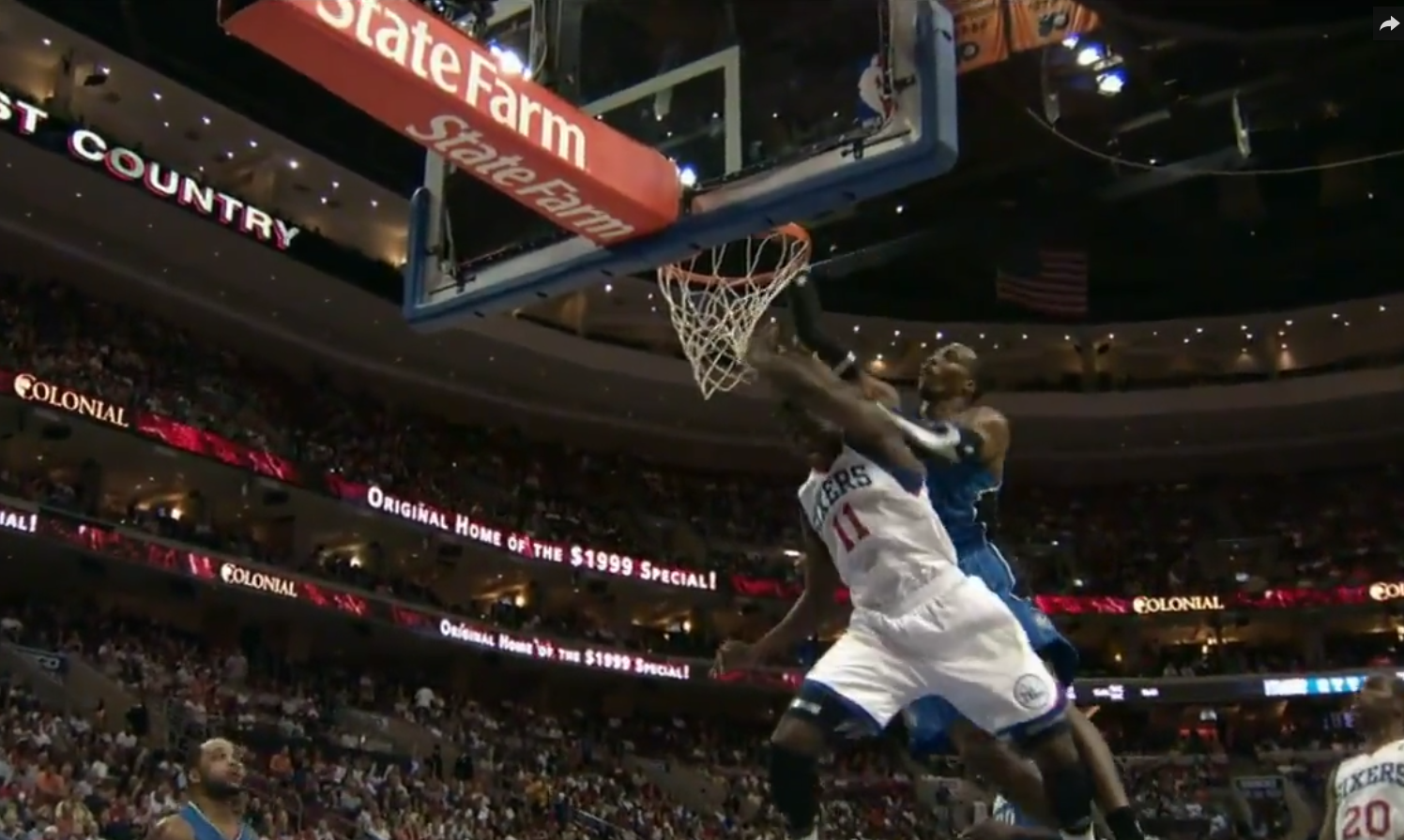 Quand Dwight Howard traitait Jrue Holiday comme un vulgaire Brandon Knight
